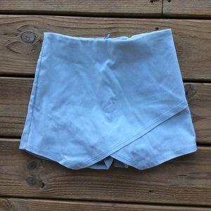 Gorgeous Grey Stretch Shorts